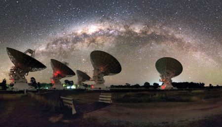 CSIRO Compact Array