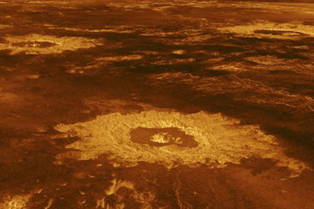 Venus Craters